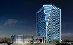 六安房地产中心综合楼