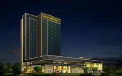 滁州喜来登酒店亮化工程